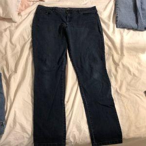 LC Lauren Conrad jeans